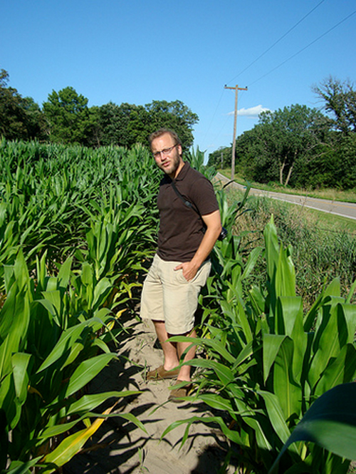 """5. You know what """"knee high by the 4th of July"""" means."""