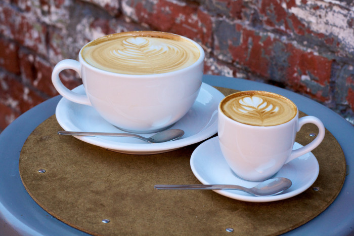 7) They have at least eight favorite ways to drink coffee.