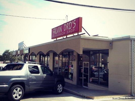7) Alvin Ord's Sandwich Shop (San Marcos)