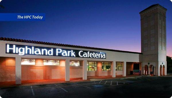 7) Highland Park Cafeteria (Dallas)