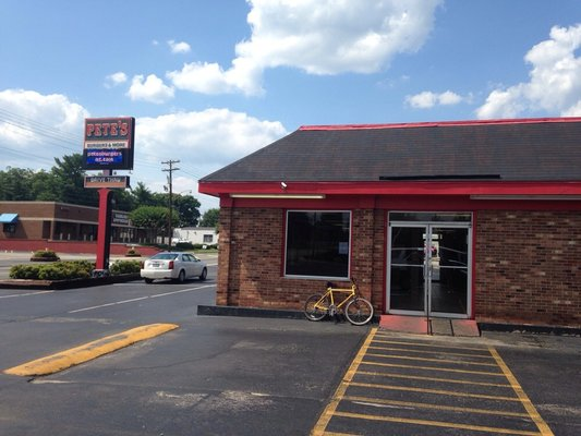 8. Pete's Burgers and More, Reidsville