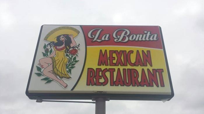 La Bonita Mexican Restaurant, Scottsbluff