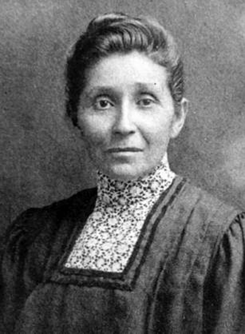 Dr. Susan La Flesche Picotte, First Female Native American Physician, Born on the Omaha Reservation in 1865