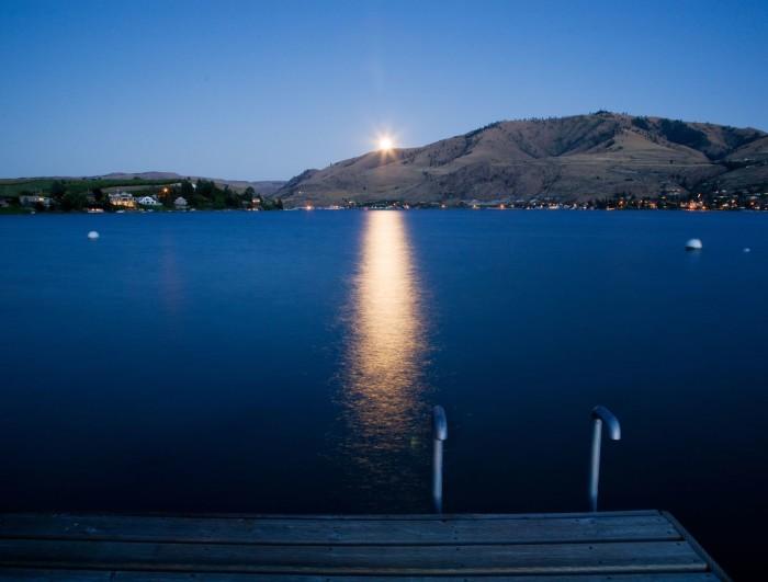 13. Lake Chelan - north-central Washington