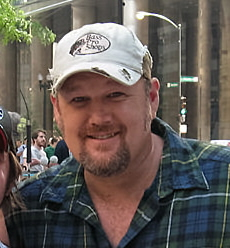 Comedian Larry the Cable Guy (Daniel Lawrence Whitney), Born in Pawnee City in 1963