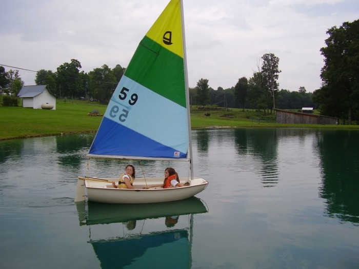 6. Learn to sail (for free)