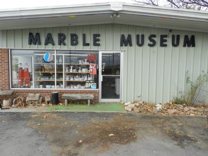 7) Lee's Legendary Marbles and Collectibles, York
