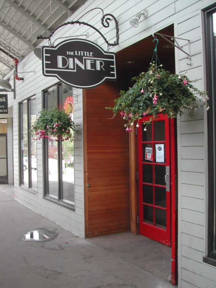 10.) The Little Diner (Vail)