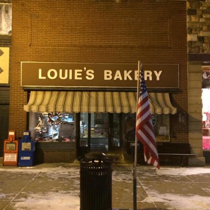 10) Louie's Bakery, Marshall