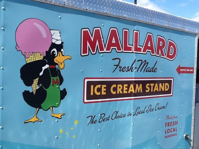 5. Mallard Ice Cream - Bellingham