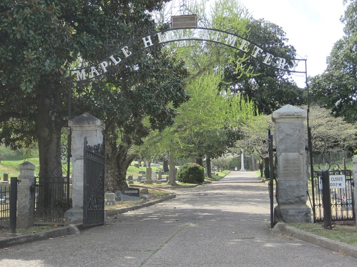 3. Maple Hill Cemetery