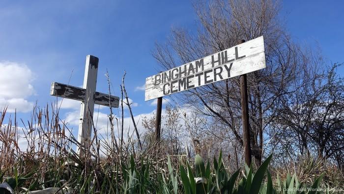 3.) Bingham Hill Cemetery (Laporte)