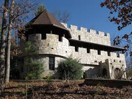 2. Or stay in a REAL castle at Castle Mckenzie in Murphy