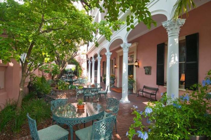 2. Meeting Street Inn, Charleston, SC