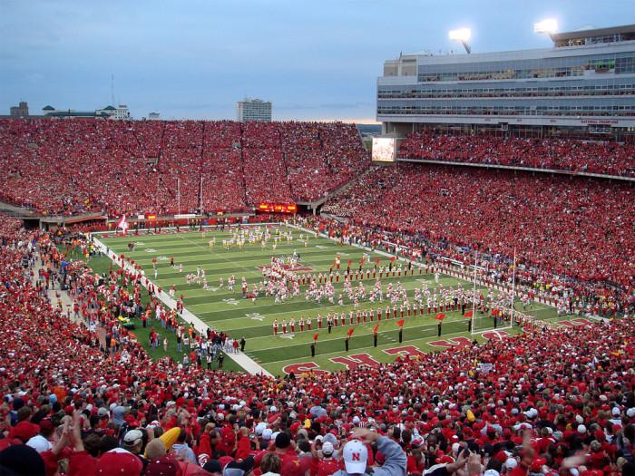 The Huskers and Memorial Stadium Sort of Define Nebraska