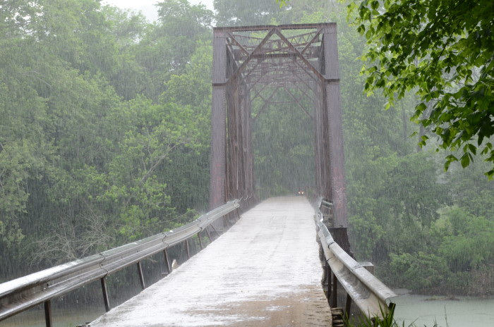 5. Middle Fork of the Red River Bridge: