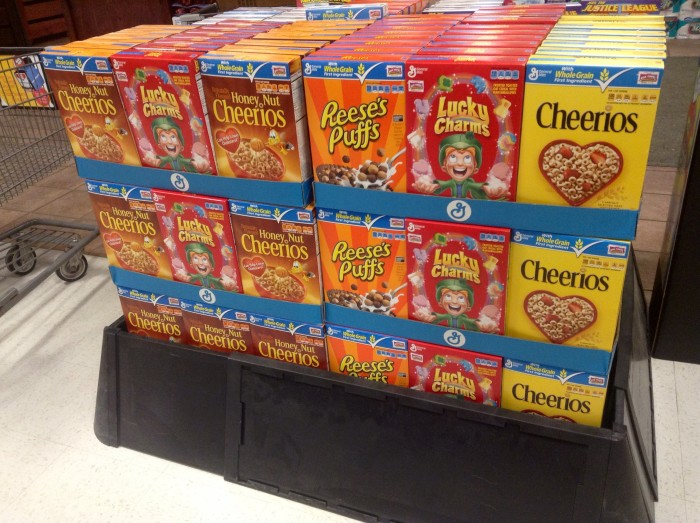 2 General Mills headquartered in Golden Valley created these awesome cereals  AND...