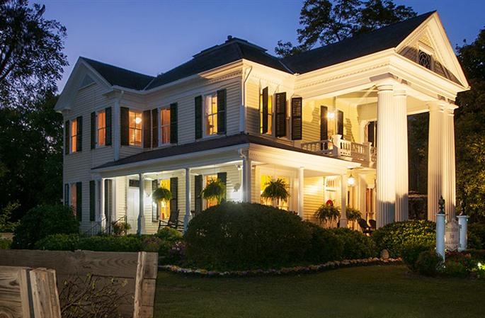 3) Antebellum Inn- 200 North Columbia Street , Milledgeville, GA 31061