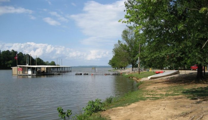 12. Millwood State Park: Note - due to floodwaters the popular Millwood State Park located near Ashdown, Arkansas will be closed until notice is given in mid-July.