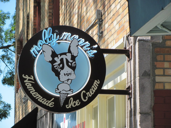 7. Molly Moon - Locations throughout Seattle