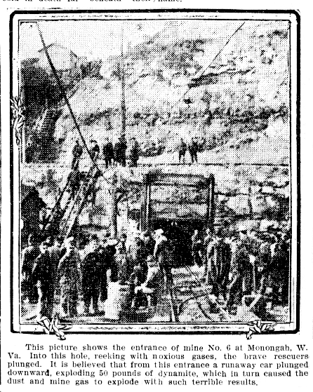 5. Monongah Mine Disaster