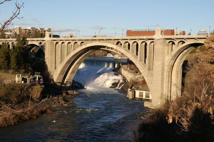 9. Monroe Street Bridge