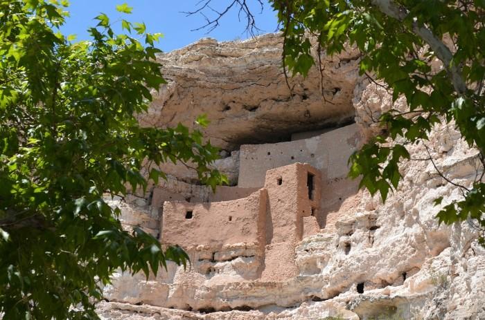 23. Montezuma Castle National Monument