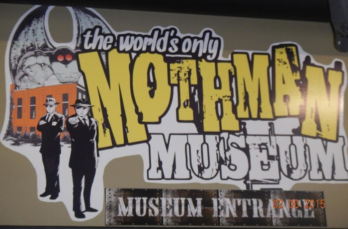 2. The Mothman Museum in Point Pleasant