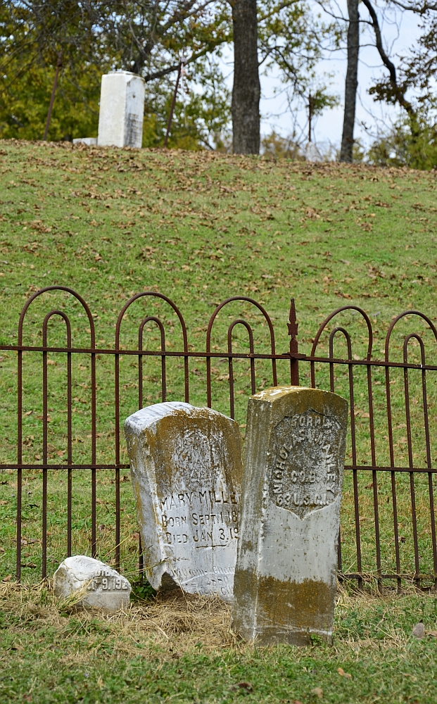 2. Old Mound Cemetery