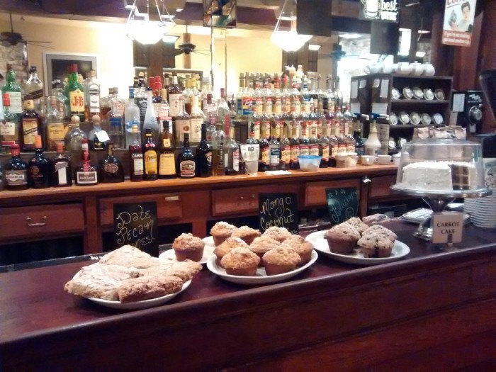2. Mud Street Cafe: Breakfast is served in an old-fashioned room below street level at this popular Eureka Springs eatery.