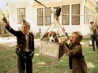 9. My Dog Skip: How could anyone not love a movie about a boy and his dog? This heartwarming film, based on the book of the same name, was based in Yazoo City, Mississippi but was actually filmed in Canton.