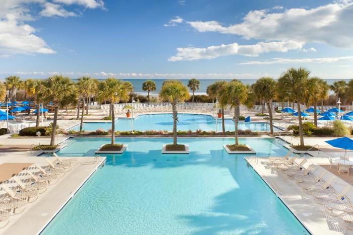 12. Myrtle Beach Marriott Resort & Spa at Grande Dunes, Myrtle Beach, SC