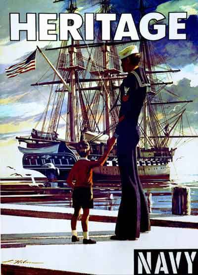 3. The US Navy Posters Museum