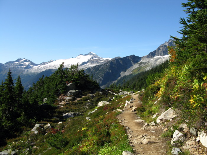 3. Enjoy a scenic picnic at the North Cascades National Park!