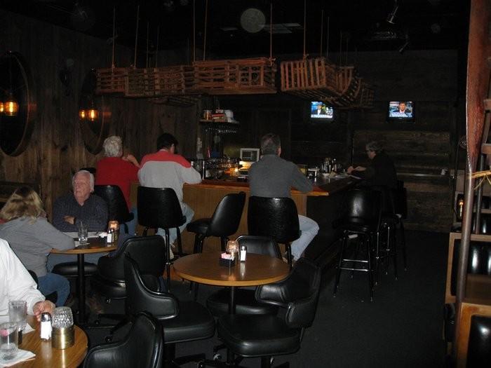 1) Windward Passage Restaurant (Upper Arlington)