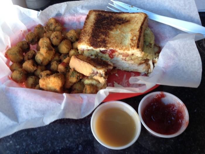3. The Fried Turkey Sandwich Shop, Fayetteville