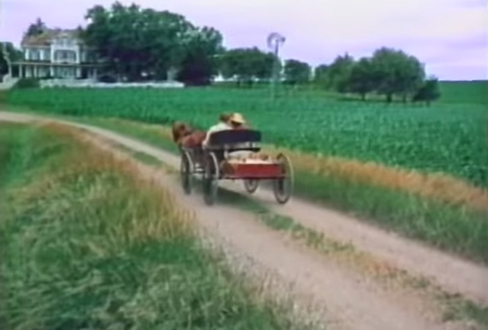 O Pioneers!, 1992 - Filmed in Johnstown and Lincoln