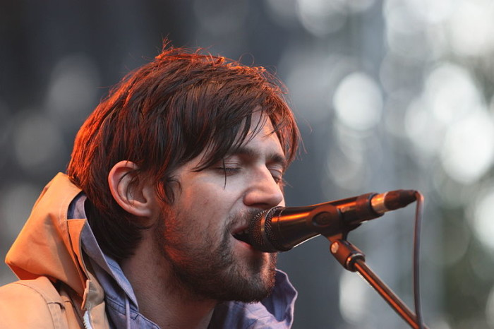 Musician Conor Oberst of Bright Eyes, Born in Omaha in 1980