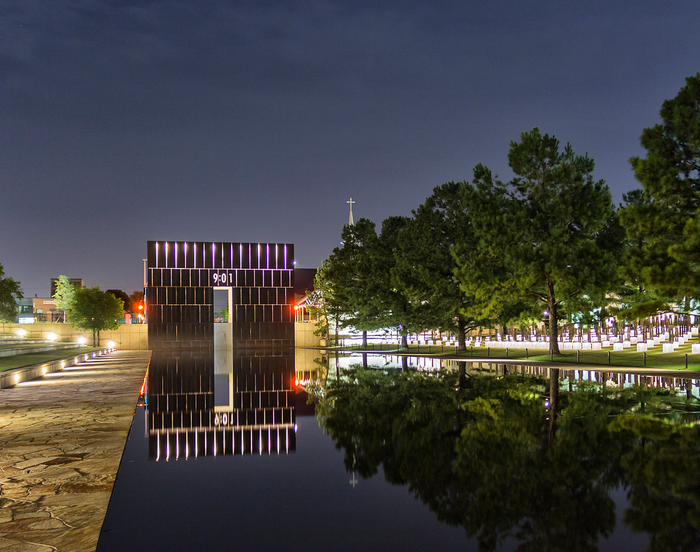 15. The Oklahoma City National Memorial and Museum is a place of tragedy and healing for Oklahomans.   April 19, 1995 is a day we will never forget....we honor those who lost their lives, the loved ones that were affected and those who survived.