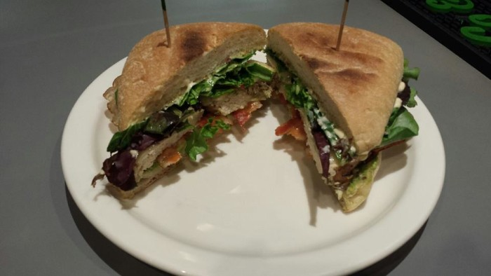 2.) Cosmos Cafe & Bar- Tulsa:  A great spot for lunch or dinner offering sophisticated sandwiches.  Menu suggestion: Turkey and Avocado and keep the onions.