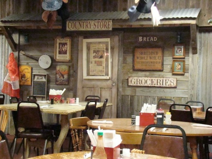 9.) Amish Country Store & Restaurant- Muskogee: The Amish cook up homemade meatloaf, mashed potatoes and green beans. Pick up a sweet pie or some homemade fudge from their country store.