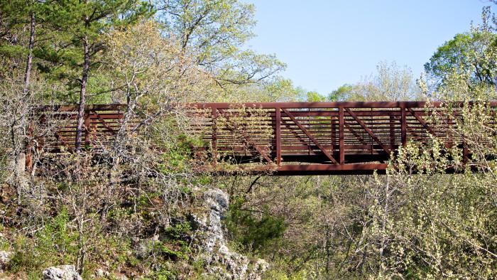 8. Natural Falls State Park