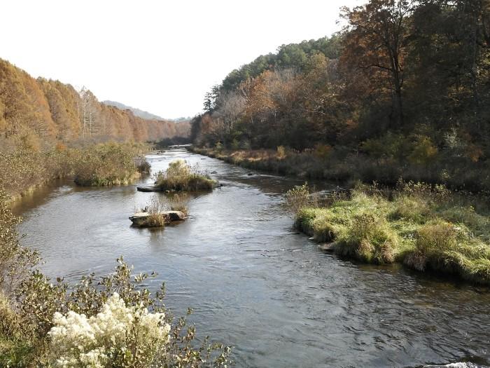 2. Beaver's Bend State Park