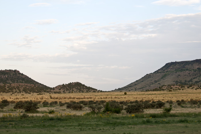 3. Black Mesa State Park
