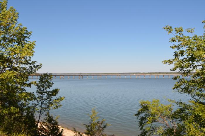 6. Lake Texoma State Park