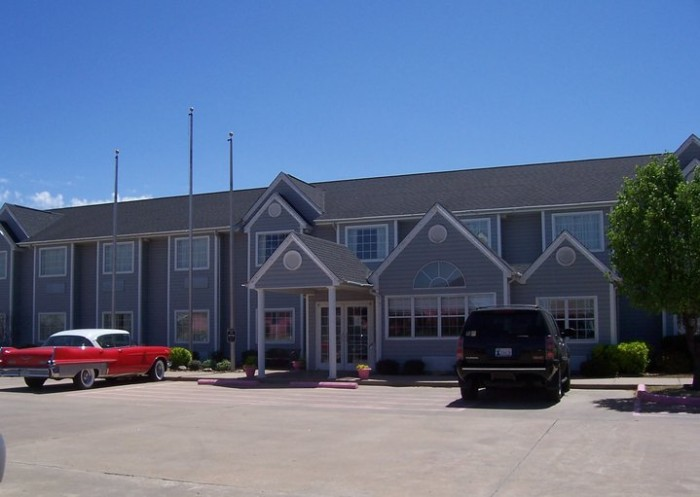 9. Happy Days Hotel-McAlester