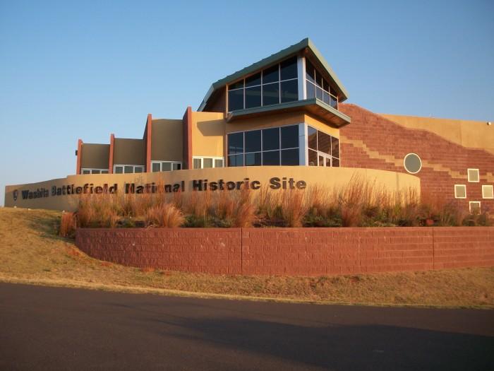 8. Washita Battlefield National Historic Site