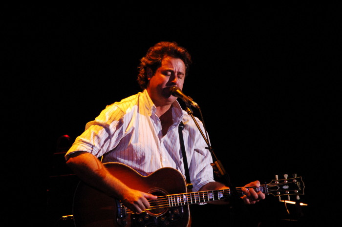 17. Vince Gill-Born in Norman, OK, Gill is an award-winning country musician.