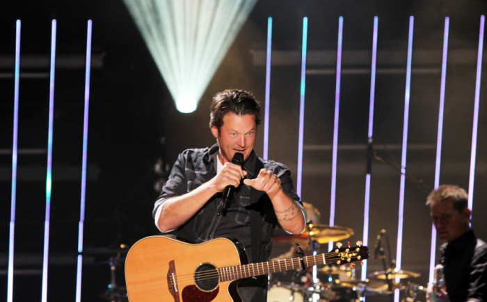 5. Blake Shelton-This country music star was born in Ada, OK and lived in the state until he  moved to Nashville at the age of 17.