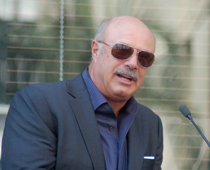 Phil McGraw-Born in Vinita, OK, Phil is an author, t.v. personality,  psychologist and host of his own show,